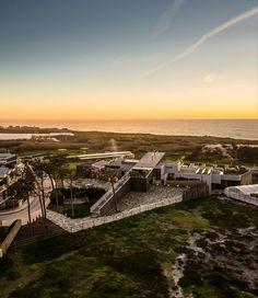Areias Do Seixo Charm Hotel in Lisbon Portugal  © Fernando Guerra, FG+SG Architectural Photography
