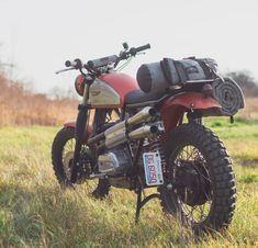 ★Analog Motorcycles 古き良きDucatiスクランブラー  - 気になるバイクニュース。