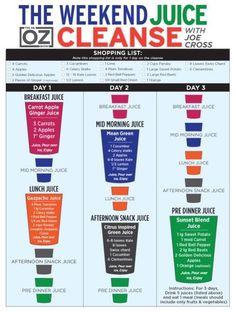 The Weekend Juice Cleanse! #Health #Fitness #Trusper #Tip