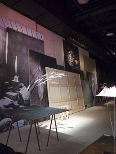 Ingo Maurer light exhibition Fuori Salone 2014 Milano