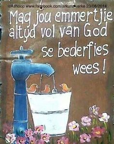 emmertjie altyd vol van God se bederfies __[AShooP-Tuinkuns/FB] Happy Birthday Images, Birthday Pictures, Diy Art Projects, Projects To Try, Teddy Beer, Merry Christmas Images, Christmas Gifts, Afrikaanse Quotes, Birthday Wishes Quotes