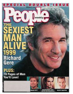Richard Gere - People