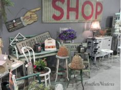 SHOP at the warehouse ~ FeatherNesters