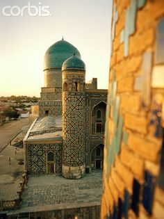 Tilla-Kari Madrassa - Samarkand, Uzbekistan