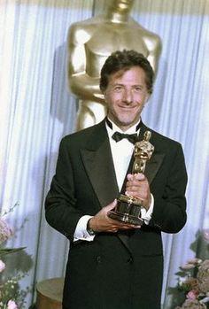 "Dustin Hoffman Best Actor 1988 ""Rainman"""