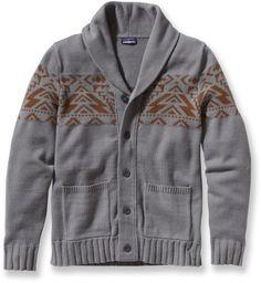 Patagonia Nordic Cardigan Sweater - Men\'s
