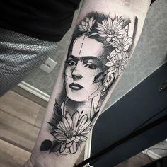 Frida-Kahlo-Tattoo-by-Fredao-Oliveira
