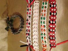 Soda Tab Bracelets ..