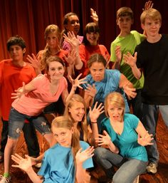 Rose of Athens Theatre Academy: A1 Students Presentation Day June 2013 #roseofathens
