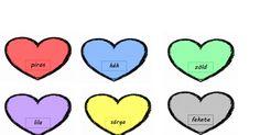 szíves színek.pdf Music Instruments, Musical Instruments