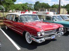 Cadillac Ambulance 1959