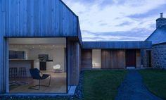 Large windows: Coldrach by Moxon Architecture