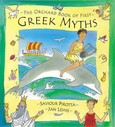 books - Greek Myths - Saviour Pirotta