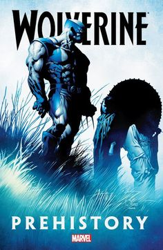 Wolverine – Prehistory (2017) // Fill in the gaps in Logan's mysterious past in this collection of adventures set between his uncanny origin and his official debut! Follow the man who will be Wolverine from the wild frontier to World War II, through Canada, Germany and Japan! #wolverine #prehistory #marvel #comics