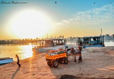 قرية جزيرة تل العمارنة محافظة المنيا تصوير: مزيون