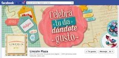 Facebook Cover Día Internacional de la Mujer 2013  Cliente: Lincoln Plaza