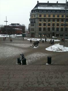 In Oslo, Norway