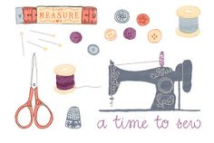 Hannah Cook: A time to sew
