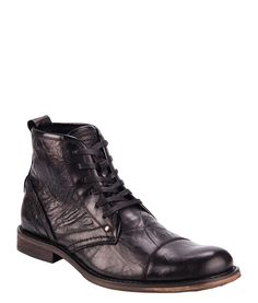 Overland Footwear Robby Boot. OOH I like the leather on these SO13