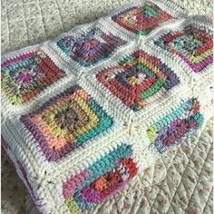 The Patchwork Heart: My Crofter Blanket http://thepatchworkheartuk.blogspot.com/2014/11/my-crofter-blanket.html