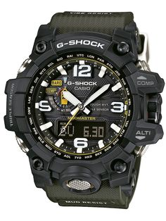 CASIO G-Shock Mudmaster Watch GWG-1000-1A3ER
