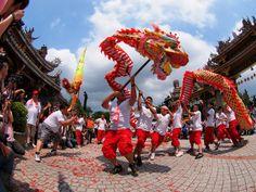 dragon dance #Taiwan 台灣