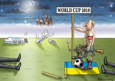 Press release: RUSSIAN ACTIVISTS OPPOSE HOLDING 2018 WORLD CUP IN RUSSIA