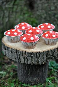 On a Whim: woodland fairy party! (a fairy treasure hunt)