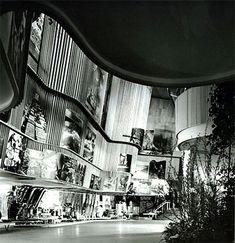 Finnish Pavilion by Alvar Aalto  at the New York World Fair, 1938-39 foto: ezra stoller