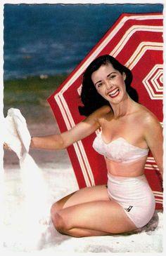 Maillots de bain des années 40 et 50 - 2Tout2Rien