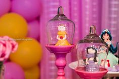 Princesas Birthday Party Ideas | Photo 2 of 82 | Catch My Party