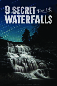 Vacation Places, Vacation Trips, Vacation Spots, Day Trips, Places To Travel, Vacations, Beautiful Places To Visit, Cool Places To Visit, Tennessee Waterfalls