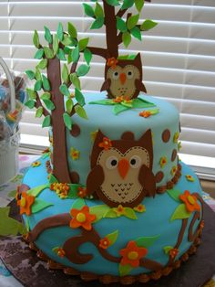 how to make a baby shower cake - Google Search