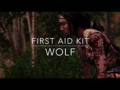 First Aid Kit - Wolf - Lyric Video - The Walking Dead Michonne Game - YouTube