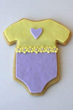 #Baby Shower Cookie