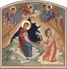 Order that the faithful be found: Ite Missa Est Byzantine Icons, Byzantine Art, Religious Icons, Religious Art, Baptism Of Christ, Jesus Christus, Religious Paintings, Spirited Art, Biblical Art