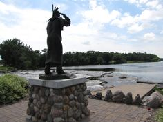Walk in Little Crow's footsteps in Hutchinson