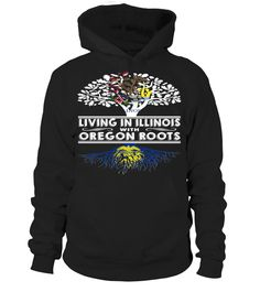 Living In Illinois With Oregon Roots #Oregon