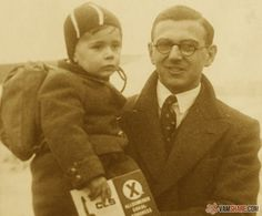 He saved 669 kids – many of whose parents died in concentration camps.  In 1938, London stockbroker Nicholas Winton decided to use his two weeks vacation to get to work. As violence began escalating against Jewish people in Europe, the 29-year-old traveled to Prague and ended up saving the lives of 669 Jewish Czechoslovakia children from Nazi death camps, and brought them to the safety of Great Britain between the years 1838-1939.