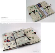 no 116 The Tanya Wallet PDF Pattern
