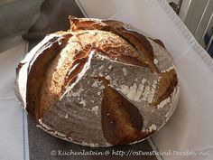 ©Bauernbrot mit Buttermilch 001 by ostwestwind, via Flickr