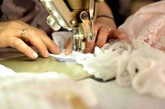 Sew your dress - How to Make a Wedding Dress - EverAfterGuide
