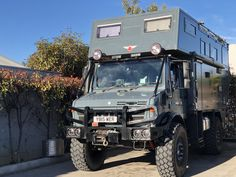 Adventure Trailers, Adventure Campers, Outback Campers, Offroad Camper, Moto Car, Mercedes Benz Unimog, 4x4 Van, Truck Interior, Truck Camping