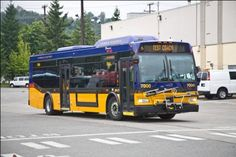 SEATTLE BATTERY ELECTRIC TEST BUS