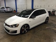 Official Pure White GTI / Golf Thread - Page 7 - GOLFMK7 - VW GTI MKVII Forum…
