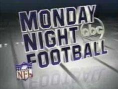 Monday Night Football - 1970