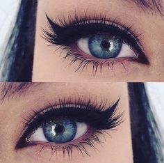 Tightline eyeliner is an under-rated beauty trend that involves lining the upper rim of your eye with eyeliner. Tightlining your eyeliner works wonders to make Pretty Makeup, Love Makeup, Makeup Inspo, Makeup Inspiration, Daily Makeup, Gorgeous Makeup, Makeup Geek, Makeup Goals, Makeup Tips