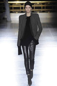 FALL 2014 READY-TO-WEAR Haider Ackermann