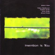 """ANTOINE HERVE: """" invention is you """" ( enja records) personnel: antoine herve (p), Markus Stockhausen (tp) , françois moutin (cb), louis moutin (dm) , arnaud franck ( perc) http://www.qobuz.com/fr-fr/album/invention-is-you-markus-stockhausen-louis-moutin-francois-moutin-arnaud-franck-antoine-herve/0063757939825"""