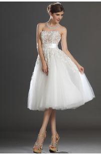 svatební šaty krátké - Google Search